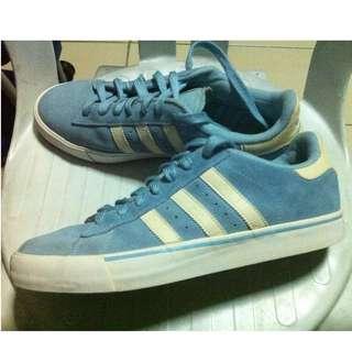 Original Adidas Skateboarding (light blue)