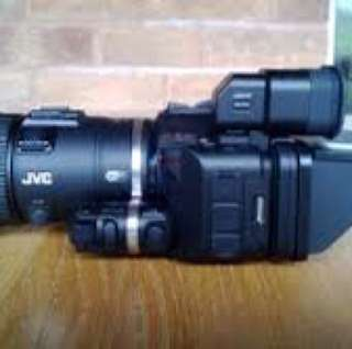 JVC GC-PX100 Video Camera
