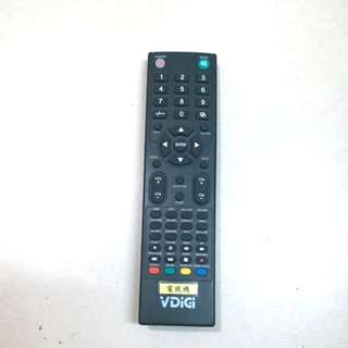 V digi tv remote 100 percent working
