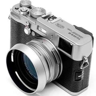 Fujifilm X100 series Lens Hood