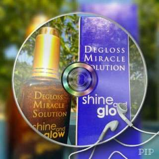 Degloss Miracle Solution