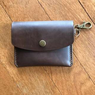 Horween Leather pouch / wallet / bag