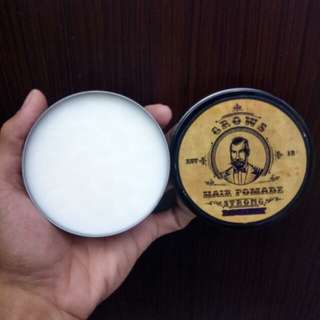 Pomade Grows