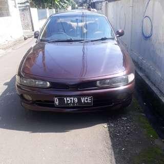 Mitsubishi galant v6 2000cv