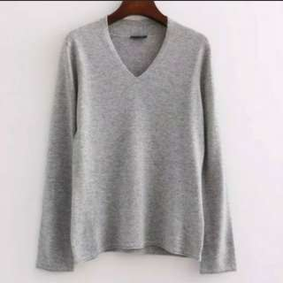 (BRAND NEW) Theory 100% cashmere (Size L) - Sample - LAST PIECE!