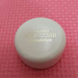 Shiseido Spot Cover Foundation S100