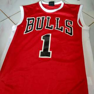 Jersey basket chicago bulls