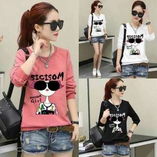 New arrival long sleeve P380