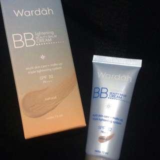 Wardah BB cream 15ml