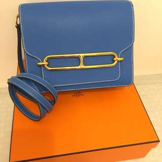 Hermes Roulis 23 new