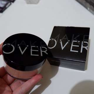 Makeover translucent powder