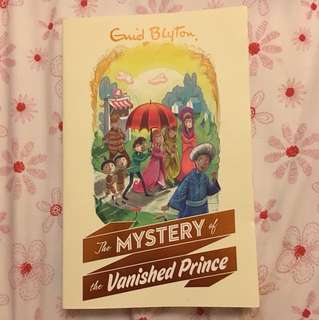 Brand new Enid Blyton The mystery of the vanished prince number 9