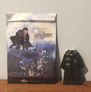 UNIVERSAL STUDIO JAPAN 大阪手信 Harry Potter Memo紙