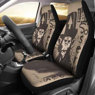 Monkey Business Car Seat Covers