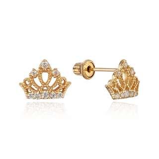 14k gold earrings USA