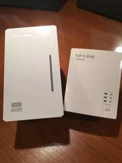 TP-link TL-WPA281KIT V3 AV200 WIFI Powerline Extender