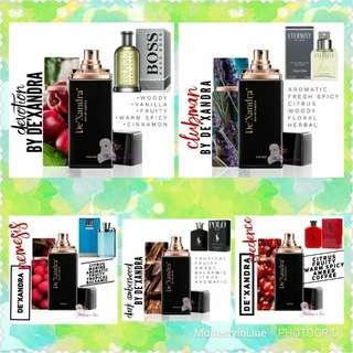Dexandra Men Perfumes