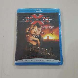 XXX: States Of The Union, Blu-ray Disc *Brand New*
