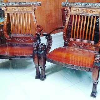 英中設計椅