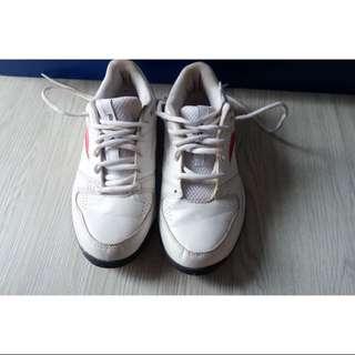 White Reebok Shoes