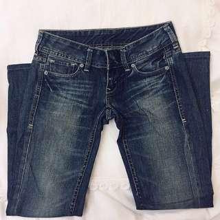 9成新✨Levis 牛仔褲 25腰