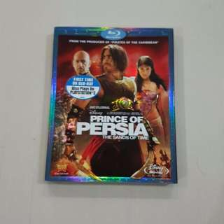 Prince Of Persia: The Sands Of Time, Blu-ray Disc *Brand New*