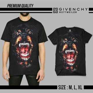 Givenchy T-shirt Rottweiler