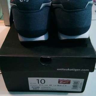 Onitsuka preloved (used once)