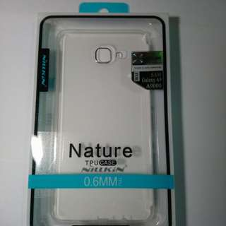Samsung A9 0.6mm 全透明軟殼