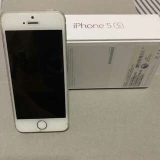 Iphone 5s (used but still in good condition)