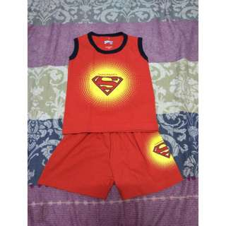 Superbaby Terno 12 to 18 months