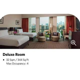 Grand Copthorne Waterfront Hotel Booking