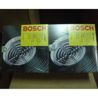 Bosch Europa 212 Supertone Horn (Chrome) 12 Volts