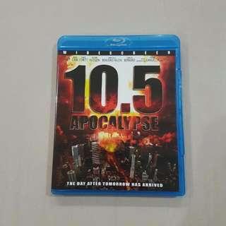 10.5 Apocalypse, Blu-ray Disc