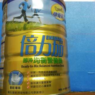惠氏倍力加成人均衡營養素