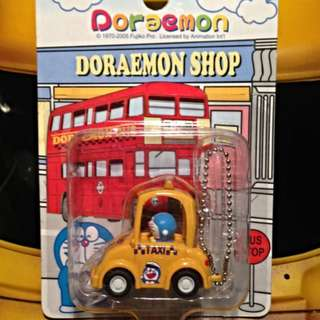 Doraemon Pullback Car
