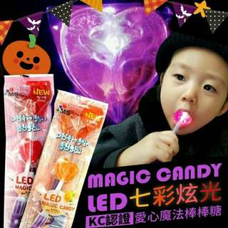 韓國Led棒棒糖