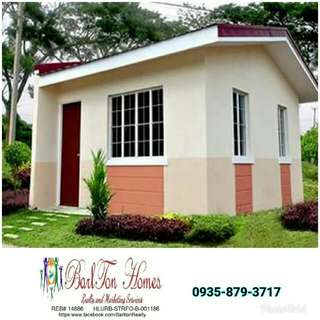 1 bedroom house and lot in General Trias Cavite RFO