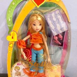 Winx Club Stella Doll