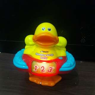 VTECH Splashing Songs Ducky