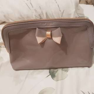 Authentic Ted Baker toiletries bag