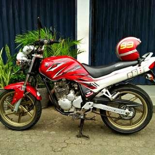 Scorpio z 225cc 2008