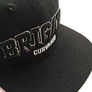 Topi snapback Brigata Curvasud (black)