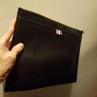 ThomBrowne clutch bag
