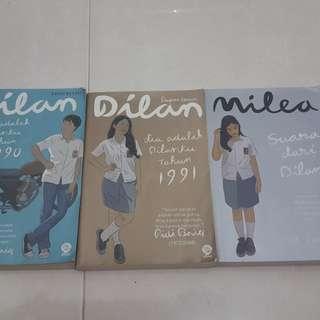 Novel Dilan Asli Komplit