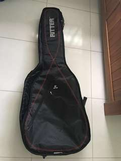 (Negotiable) Ritter Padded bag for Acoustic Guitar (Dreadnaught)