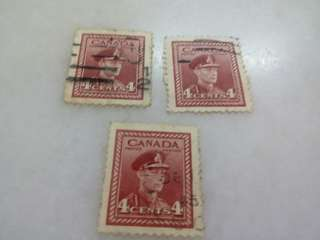 Canada Stamp 1 pc #M125