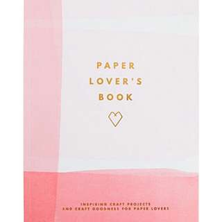 Fun Handicraft Paper Lover's Book kikki.K