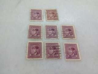 Canada Stamp 1 pc #M126