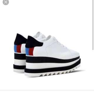 Stella inspired platform shoe